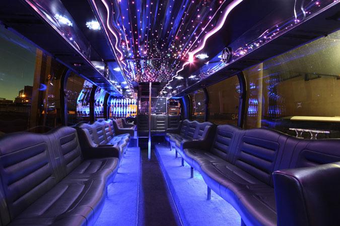 Arden Audio Party Bus Audio Installs Sacramento Arden Audio